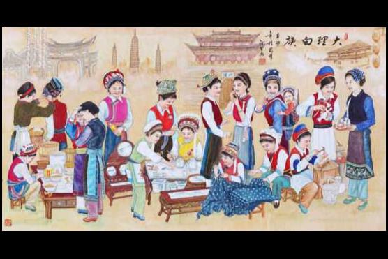 春节特辑之:少数民族习俗